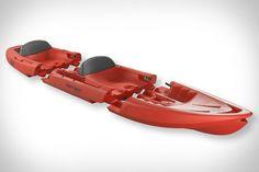 Модульные каяки Point 65N Modular Kayaks
