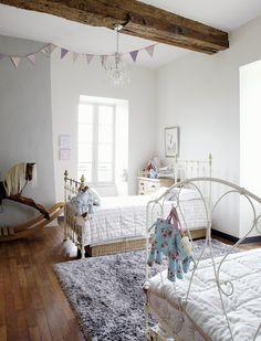 Una habitación sencilla con mucho encanto