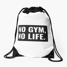 'Straight Outta Maryland' Drawstring Bag by Laurakeenan Inspiring Quotes About Life, Inspirational Quotes, Woven Fabric, Chiffon Tops, Drawstring Backpack, Backpacks, Gym, Printed