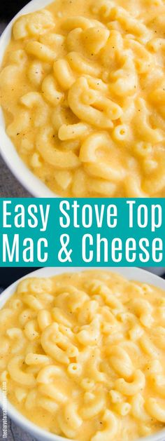 Super creamy and cheesy Stove Top Mac and Cheese. You are going to love this simple recipes, plus it's a hit with the kids! Super creamy and cheesy Stove Top Mac and Cheese. You are going to love this simple recipes, plus it's a hit with the kids! Kids Mac And Cheese Recipe, Cheesy Mac N Cheese Recipe, Simple Macaroni And Cheese Recipe, Homemade Mac And Cheese Recipe Easy, Quick Mac And Cheese, Best Macaroni And Cheese, Macaroni Cheese Recipes, Mac And Cheese Recipe Easy Without Flour, Macaroni Sauce Recipe