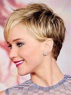 Bilderesultat for Cute Short Haircuts For Women