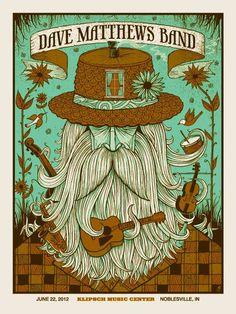 Dave Matthews Band - 6/22/12 - Noblesville, IN