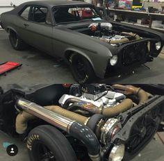Twin Turbo Nova