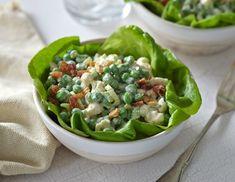 Crunchy Pea Salad Recipe | Hidden Valley®