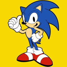 Do you want to learn how to draw a basic cartoon version of Sonic the Hedgehog? Sonic the Hedgehog is a video game character and the main good guy character of the Sonic video game series released by Sega, as well as in numerous spin-off comics, cartoons, as well as his own movie. Learn how to draw him with the following step by step drawing lesson which can be found below.