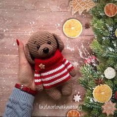 Amigurumi Sweet Dog-Free Pattern