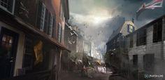 AC III - Boston Alley