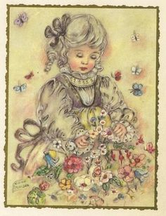 By Erna Maison Kurt - Print for the nursery