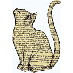 Cat Tattoo Idea: i like the idea of it looking up curiously and its paw in the air