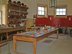 Culzean Castle Kitchen