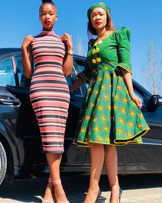 Xhosa Attire, African Attire, African Wear, African Outfits, African Fashion Skirts, African Maxi Dresses, African Dresses For Women, Traditional African Clothing, Traditional Outfits