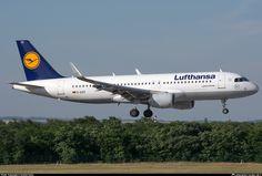 D-AIZZ Lufthansa Airbus A320-214(WL)