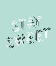 Hand-Drawn Love – stay sweet /