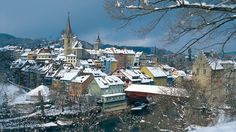 Mi ciudad... Baden - Suiza