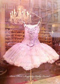 Repetto window in Paris ~*