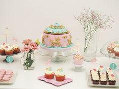 TerezaInOslo: Jak se slaví první narozeniny a Candy Bar snů
