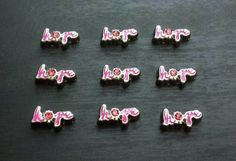Hope Floating Charm for Living LocketsFloating by PrettyPalazzo