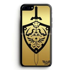Zelda Master Sword Hylian Shield iPhone 7 Plus Case | aneend