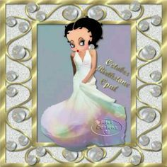 October - Betty Boop Animated Cartoon Characters, Betty Boop Cartoon, Hello October, Famous Cartoons, Lucky Day, Birth Month, Alphabet And Numbers, Feeling Special, American Artists