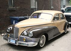 1947 packard super clipper - Google Search