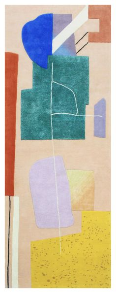 Studio Proba abstract rugs
