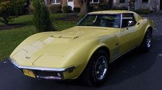 1969 Chevrolet Corvette Coupe 427/400 HP, Automatic presented as lot S36 at Harrisburg, PA 2015 - image1