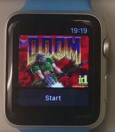 Doom on Apple Watch