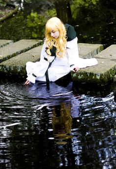 """""""Reflections"""" Swan Princess cosplay by Vin-dit on deviantART"""