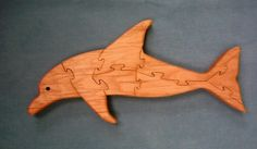 Dolphin Scroll Saw Patterns | This image © Glen 2011
