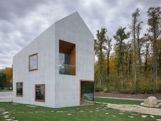 Two in one house Clavienrossier Architectes