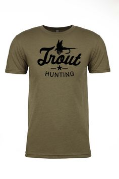 A collab t-shirt with our friends @trouthunting, this shirt is simple and to the…