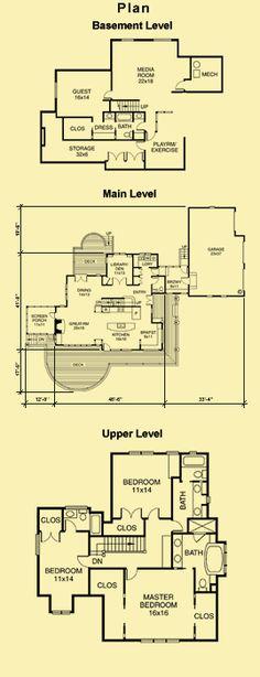Maple Forest Plans, Craftsman House Plans, Unique Country Style Plans