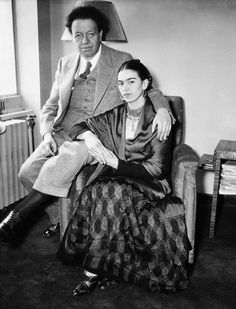 Frida Kahlo fiche artiste