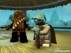 Building on the success of both LEGO Star Wars videogames, LEGO Star Wars: The Complete Saga enables families to play through the events of all six Star Wars movies in one videogame for the first time ever. Star Wars Video Games, Video Game Reviews, Space Battles, Wii Games, The Phantom Menace, Buy Lego, Obi Wan, Best Memories, Lego Star Wars