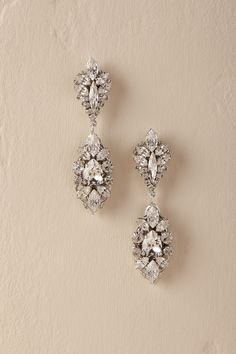Ettore Chandelier Earrings from @BHLDN