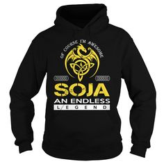 SOJA An Endless Legend (Dragon) - Last Name, Surname T-Shirt