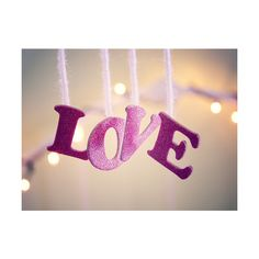 love found on Polyvore