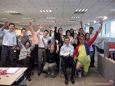 Banco Santander - Homenagem Colega de Trabalho com Laurinho, o personal trainer.