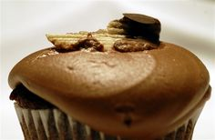 Coke and potato chips in cupcakes? Yes, and yum! (Katie Quinn / TODAY.com)