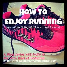 NEW POST: #HowtoEnjoyRunning: Getting back into a routine after a long break! #running #fitness