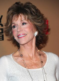 Jane Fonda Hairstyle Ideas for Women