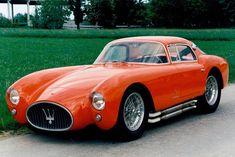 1947 Maserati A6 GSC par Pininfarina. #maseraticlassiccars