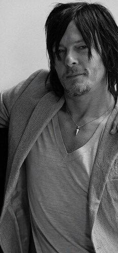 Hot and sexy Reedus