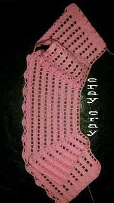 trendy ideas for crochet dress pattern children layette Crochet Jacket Pattern, Crochet Yoke, Crochet Motifs, Bolero Pattern, Crochet Baby Bibs, Crochet For Kids, Crochet Clothes, Crochet Dresses, Knitted Baby