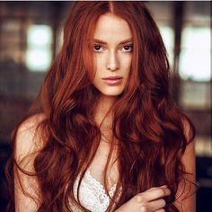 ♔ Beautiful Long & Shiny Hair