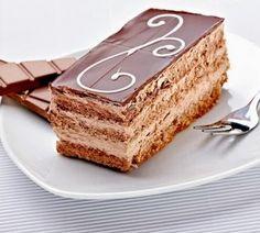 "Recepti za ukusna i zanimljiva jela ""magicni recepti"" Torte Recepti, Kolaci I Torte, Baking Recipes, Cookie Recipes, Dessert Recipes, Torta Recipe, Russian Cakes, Torte Cake, Dessert Buffet"
