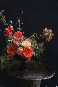 z- by teegee24 - Flowers in Vase