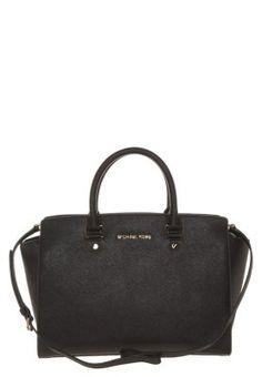 SELMA - Handtasche - schwarz