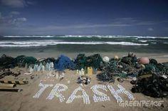 ocean problem- trash