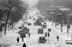 Great blizzard of NYC 1978